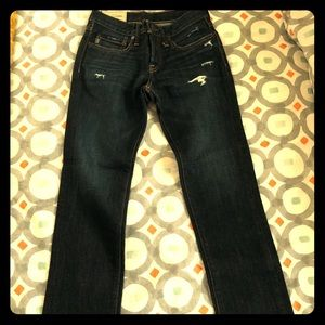 A & F Skinny Jeans